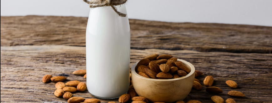Nut milk market development trends in the future
